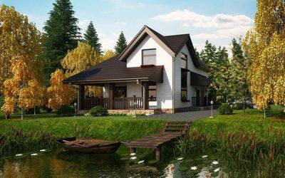 Дом в поместье без налогов