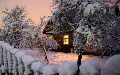Переезд в зиму на свою землю